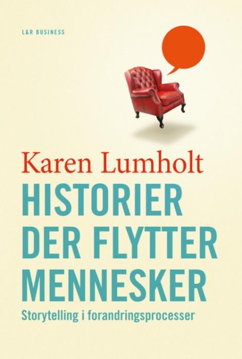 Historier der flytter mennesker (Bog)