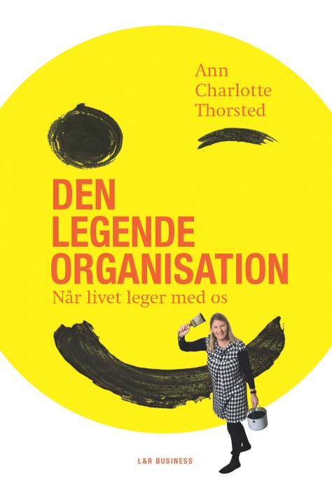Image of Den legende organisation (Bog)