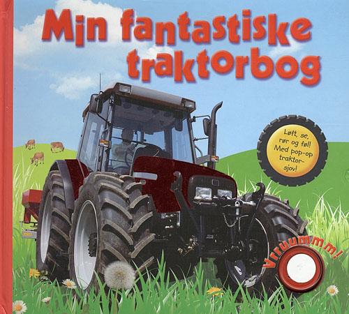 Min fantastiske traktorbog m/lyd (Bog)
