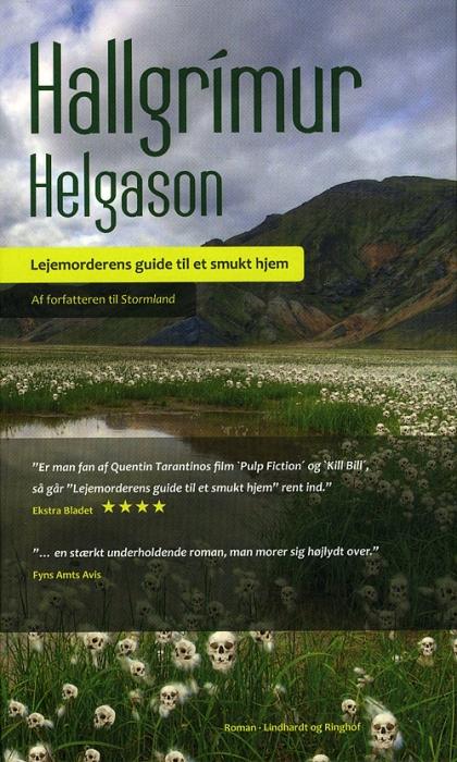 Billede af Hallgrímur Helgason, Lejemorderens guide til et smukt hjem, hb. (Bog)