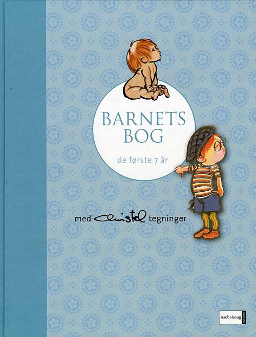 Image of   Barnets bog - Lyseblå (Christel) (Bog)