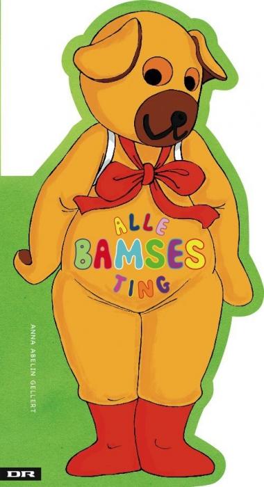 Image of   Alle Bamses ting (Bog)