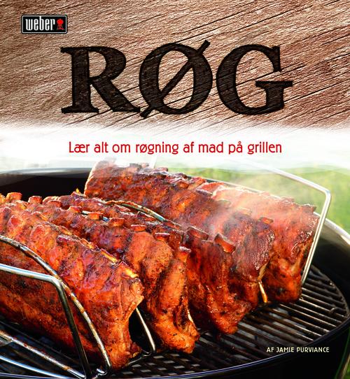 RØG (Grillbog fra Weber) (Bog)