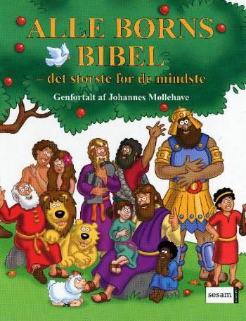 Image of   Alle børns bibel (Bog)