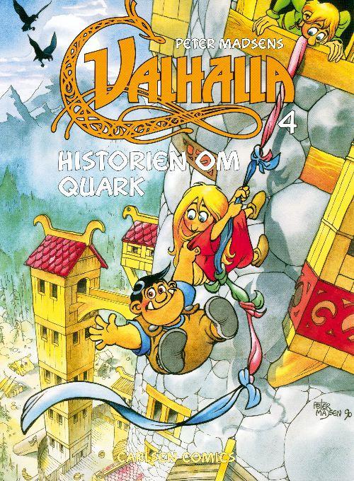 Valhalla (4) - Historien om Quark (Bog)