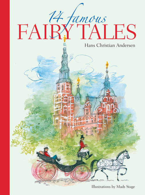 Image of   14 Famous fairy tales (Bog)