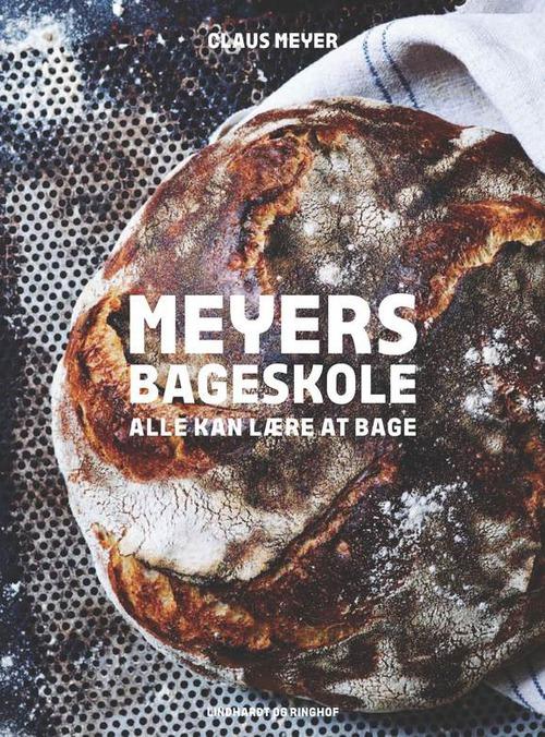 Meyers bageskole. Alle kan lære at bage (Bog)