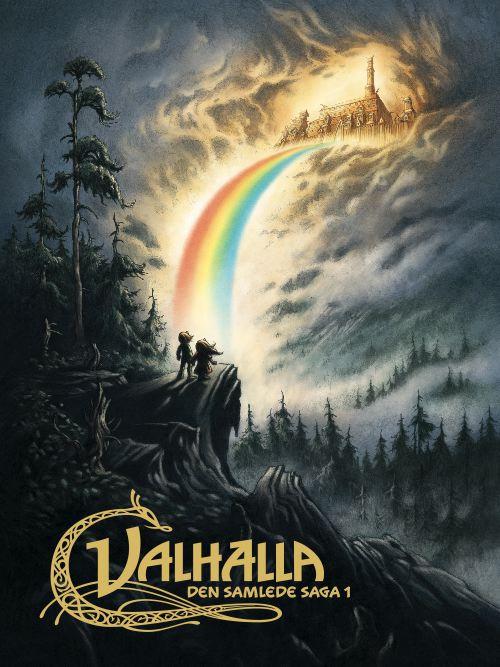 Valhalla - Den samlede saga 1 (Bog)