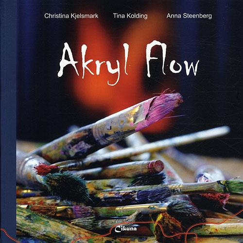 Image of   Akryl Flow (Bog)
