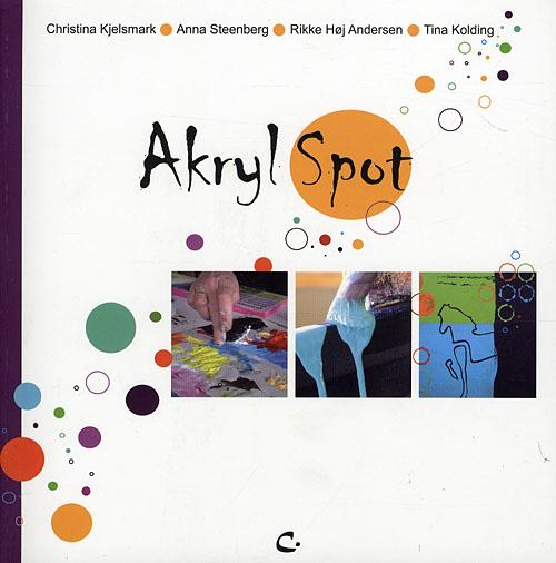 Image of   Akryl Spot (Bog)