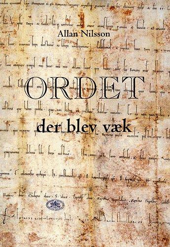 Image of Ordet der blev væk (Bog)