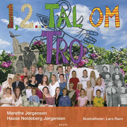 Image of   1, 2... tal om tro (Bog)