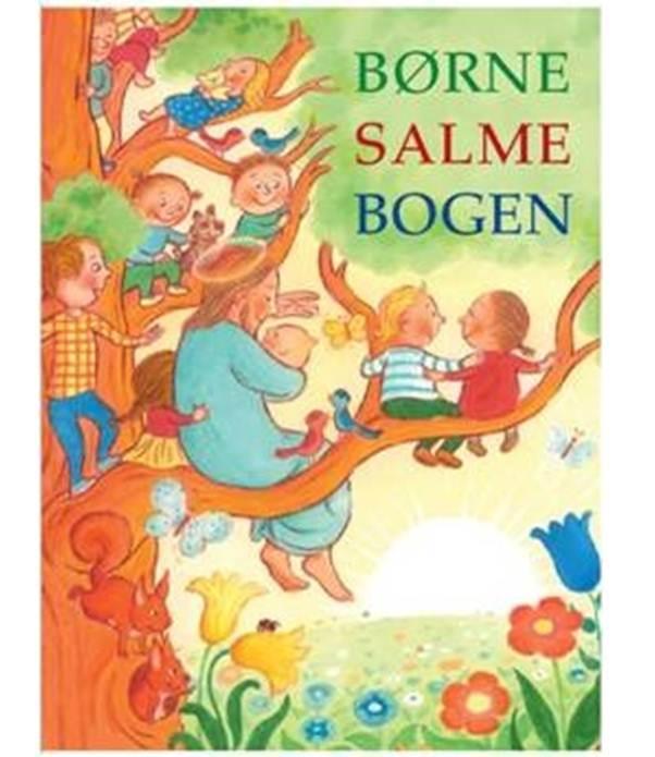 Image of   Børnesalmebogen (Bog)