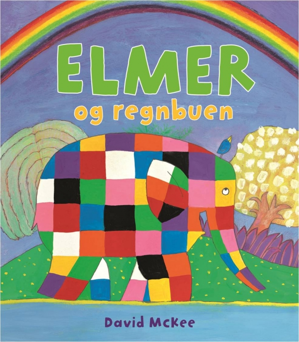 Elmer og regnbuen (Bog)