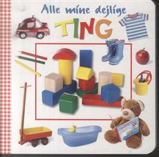 Image of   Alle mine dejlige ting (Bog)