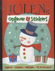 JULENs opgaver & stickers (Bog)