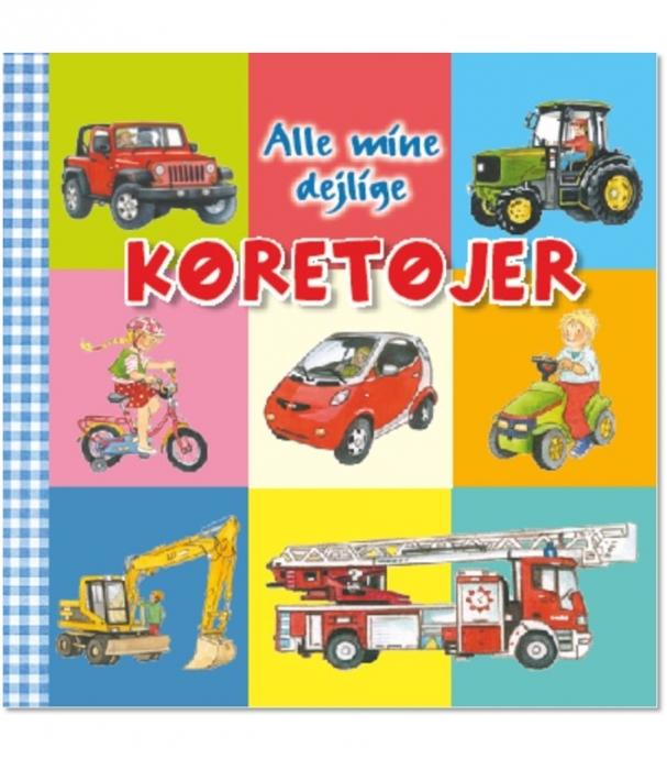 Image of   Alle mine dejlige køretøjer (Bog)