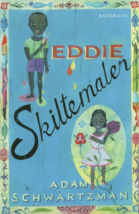 Image of Eddie Skiltemaler (Bog)