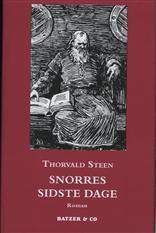 Snorres sidste dage (Bog)