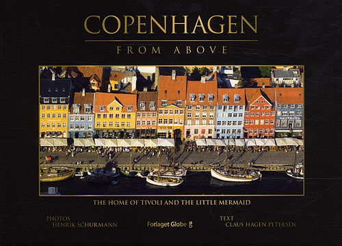 Image of   Copenhagen from Above (Bog)