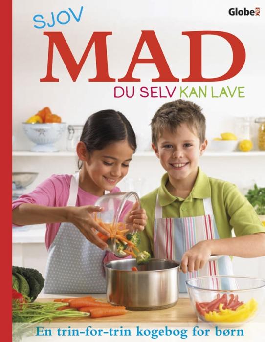 Image of Sjov mad du selv kan lave (Bog)