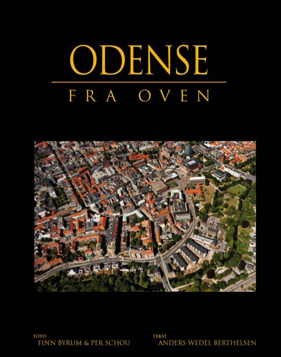 Image of Odense fra oven (Bog)