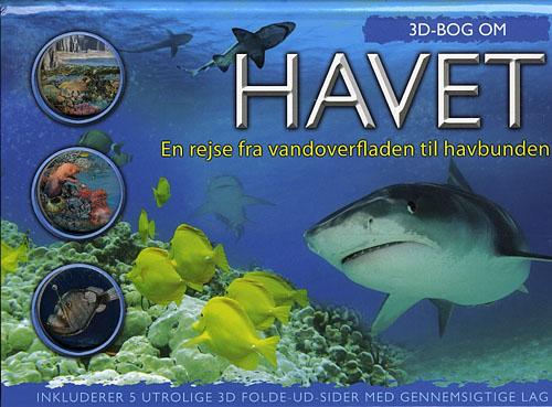Image of   3D Bog om Havet (Bog)