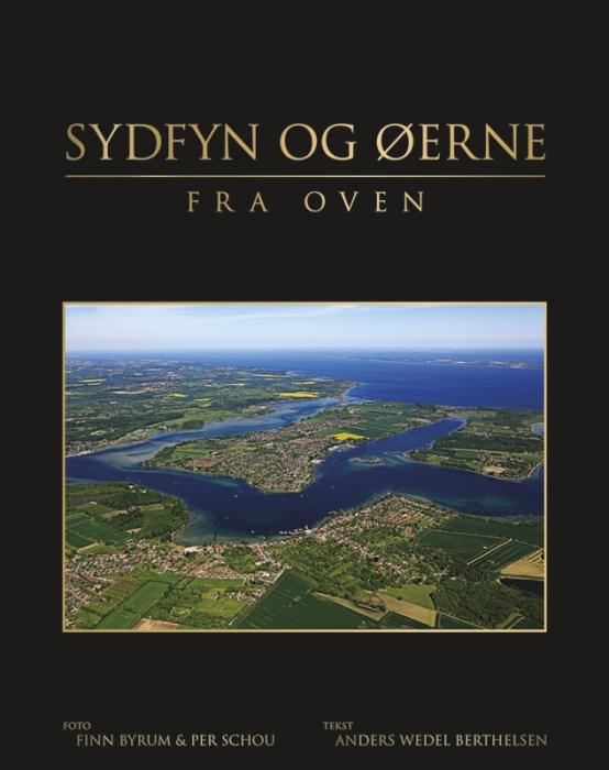 Image of Sydfyn og øerne fra oven (Bog)