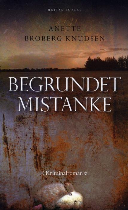 Image of Begrundet mistanke (Bog)