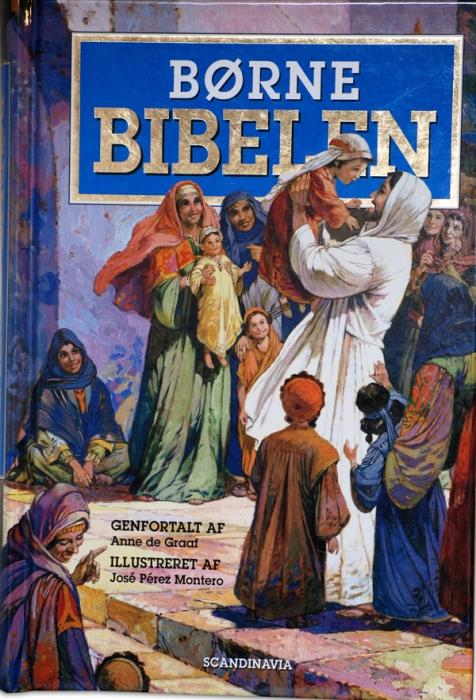 Image of Børnebibelen (Bog)