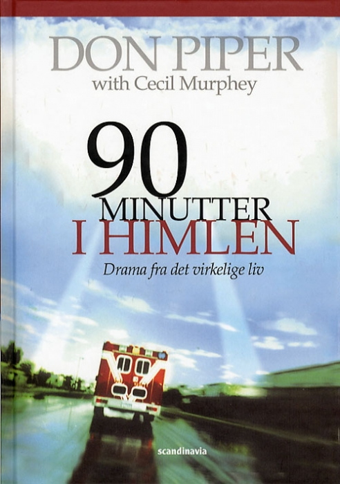 Image of   90 minutter i Himlen (Bog)