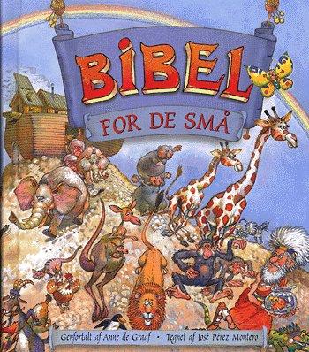 Image of Bibel for de små (Bog)