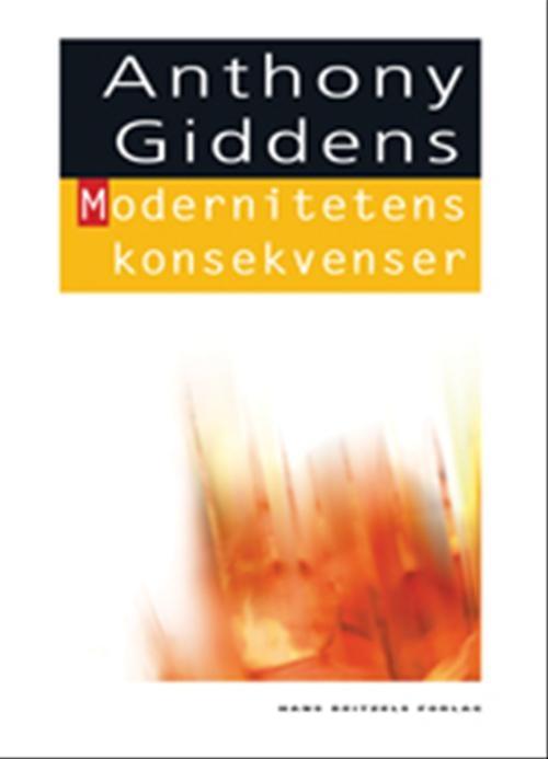 Image of Modernitetens konsekvenser (Bog)