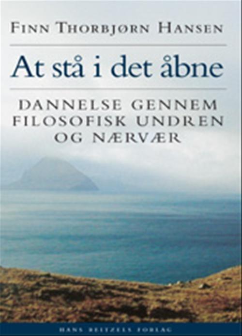 Image of   At stå i det åbne (Bog)