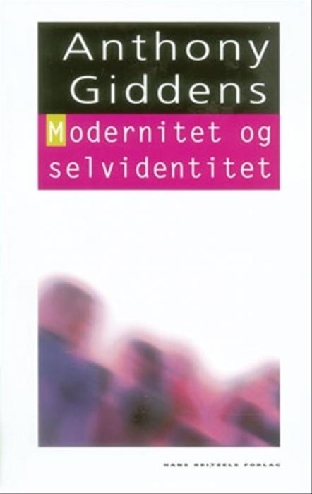 Image of Modernitet og selvidentitet (Bog)