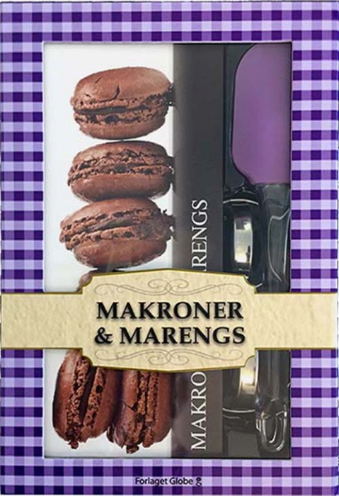 Makroner og marengs (Bog)