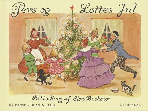 Pers og Lottes jul (Bog)