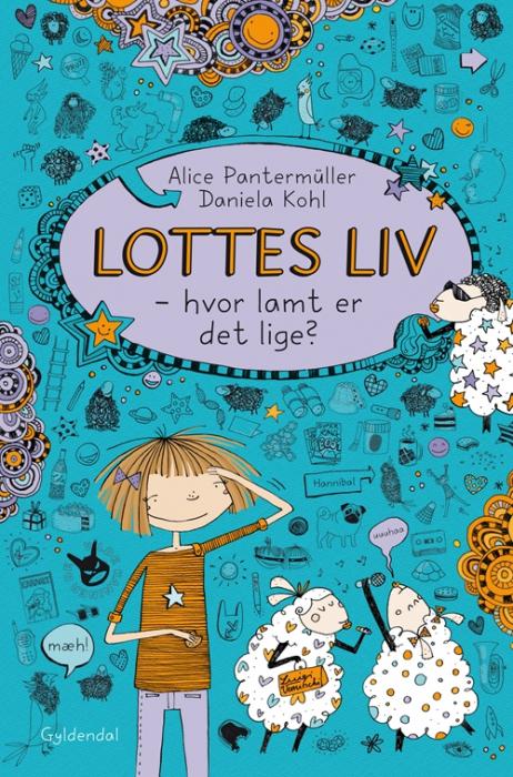 Image of Lottes liv 2 - hvor lamt er det lige? (Bog)