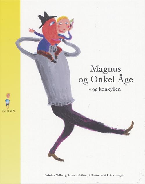 Magnus og Onkel Åge - og konkylien (Bog)