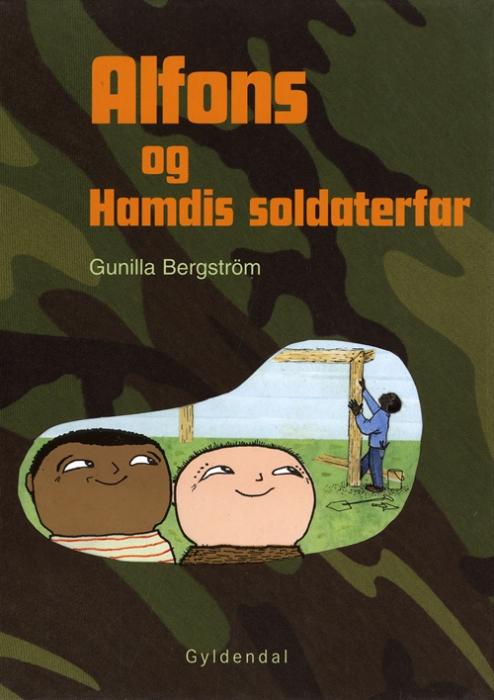 Image of   Alfons og Hamdis soldaterfar (Bog)