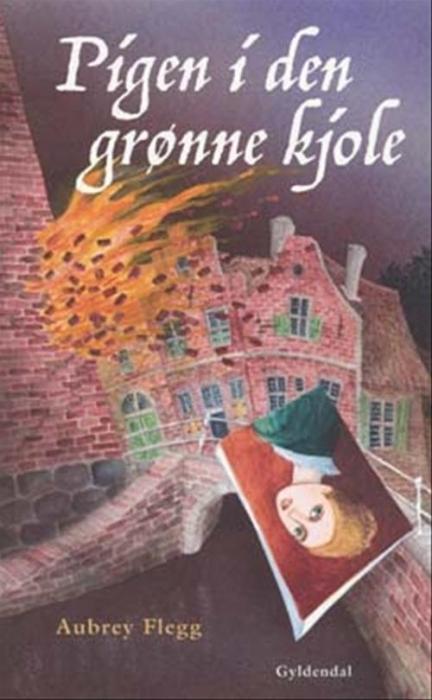 Image of Pigen i den grønne kjole (Bog)
