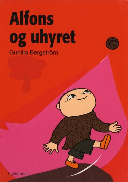 Image of   Alfons og uhyret (Bog)