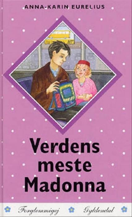 Image of Verdens meste Madonna (Bog)