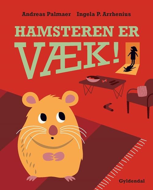Image of Hamsteren er væk! (Bog)