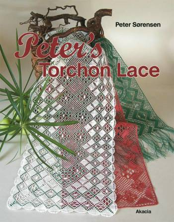 Image of   Peter´s torchon lace (Bog)