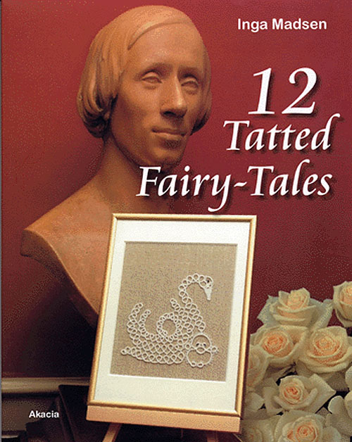 Image of   12 Tatted fairy-tales (Bog)