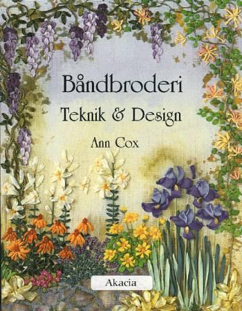 Image of   Båndbroderi (Bog)