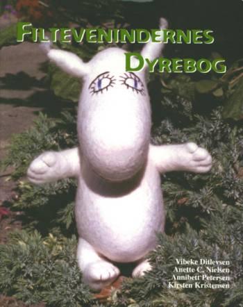 Image of   Filtevenindernes dyrebog (Bog)