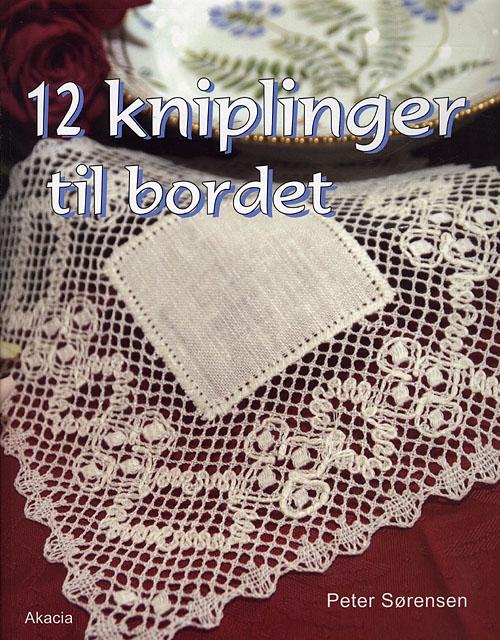 Image of   12 Kniplinger til bordet (Bog)