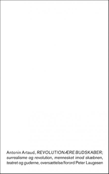 Image of Revolutionære budskaber (Bog)